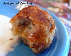 Mashed Potato Balls from Forkful of Comfort