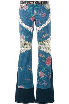 Women Jeans - Geox Enchanted Garden jeans