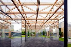 Gallery of The Dulwich Pavilion / IF_DO - 5