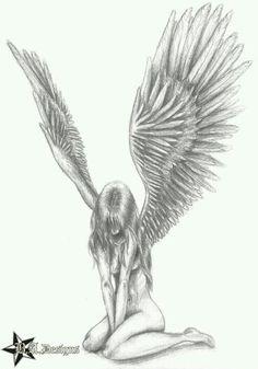 Un angel no una mujer es un simbolo