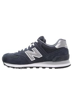 New Balance M574 - Zapatillas - navy - Zalando.es