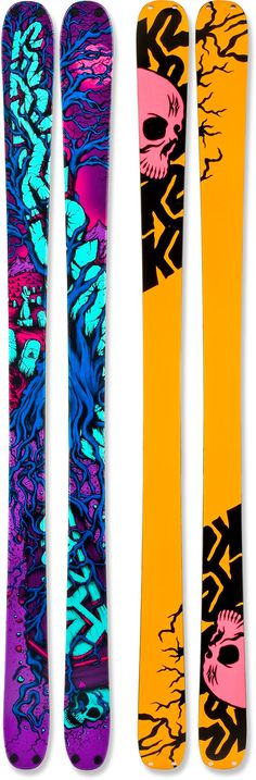 $559 K2 Revival Skis with Bindings - Men's - 2010 Closeout at REI-OUTLET.com