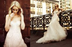 Ethereal Beauty   Vintage Romance by Monique Lhuillier