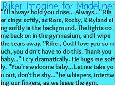 #Riker Imagine