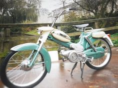 Puch Moped, Moped Motorcycle, Moped Scooter, Vintage Moped, Motorized Bicycle, Motor Scooters, Gas And Electric, Cars And Motorcycles, Motorbikes