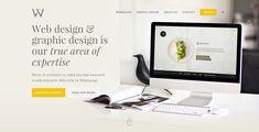 Webdesign Agency Weblounge - Site of the Day April 08 2015