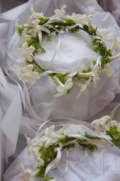 Crown #oscarbridal http://www.ninagarcia.com