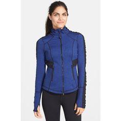 Women's Zella 'Prism' Cross Dye Jacket ($59) via Polyvore