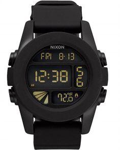 e2c4accc08 Από τον οίκο Nixon της σειράς Unit ένα ρολόι χρονογράφος από ανοξείδωτο  ατσάλι και ψηφιακό καντράν