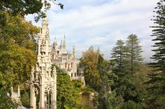 Quinta da Regaleira: Sintra's Underrated Palace by Travelogged.com, Sintra, Portugal