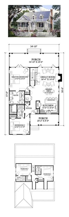 awesome cool Cape Cod House Plan 86106 | Total Living Area: 1985 sq. ft., 4 bedrooms and... by http://www.top-99-home-decor-pics.us/country-homes-decor/cool-cape-cod-house-plan-86106-total-living-area-1985-sq-ft-4-bedrooms-and/