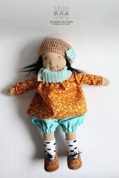 Resultado de imagen para Waldorf doll