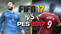 FIFA 17 vs PES 17 - http://tickets.fifanz2015.com/fifa-17-vs-pes-17/ #FIFA17