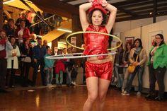 Jede Menge Kultur und das zum Nulltarif: Der Kulturparcours hat die Besucher in Scharen in die städtischen Kultureinrichtungen gelockt. Die wollten ...