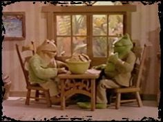 Great website for several good stop animation classics - Frog and Toad, The Mouse and the Motorcycle