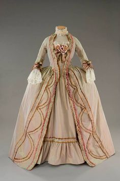 Costume designed by Milena Canonero for Aurore Clement in Marie Antoinette (2006)  From Tirelli Costumi