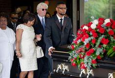 Chris Kelly funeral held in his home town of Atlanta