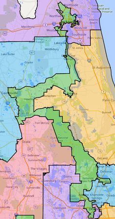 Judge rules Florida Republicans violated law in crafting new congressional map, orders major redraw