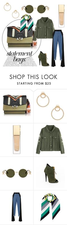 """""""Arm Candy: Statement Bags - Contest"""" by jessicariddell1 ❤ liked on Polyvore featuring Paula Cademartori, Joolz by Martha Calvo, Hellessy, Balenciaga, contest and statementbags"""