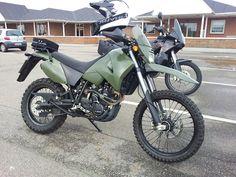 KTM 640/400 LC4 Military