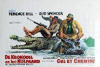 Belgisches Filmplakat