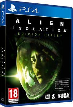 Alien: Isolation - Edición Ripley #playstation 4 #Videojuegos