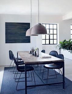 Urban Apartment in an Old Pencil Factory in Denmark | NordicDesign
