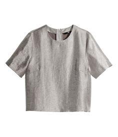 Silver H&M