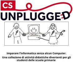 CS Unplugged (Computer Sciece Unplugged) è il sito di riferimento delle attività di coding unplugged Science Worksheets, Science Resources, Computer Internet, Computer Science, Computational Thinking, Math Crafts, Coding For Kids, Educational Crafts, Middle Schoolers