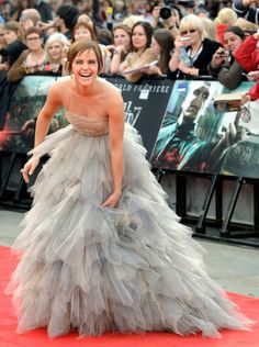 """Emma Watson Photos: """"Harry Potter and the Deathly Hallows: Part 2"""" premiere"""