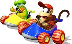 Rumour: Diddy Kong Racing 2 Is Apparently Being Developed For TheNX?