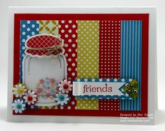 The Stampin' Schach: Perfectly Preserved for Pals Paper Arts and Lexi, Too!