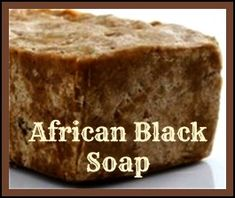 Not many people have heard of African black soap, for myself it wasn't until several months ago that I overheard some one talking about the benefits that black soap has. Being curious, I started doing some research into this product and here is what I found.