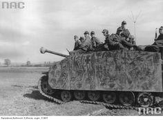 StuG III Ausf G in Karpatia 1944