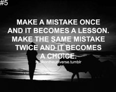 List of Top 20 Life Lesson Quotes; something to think about ... and learn from