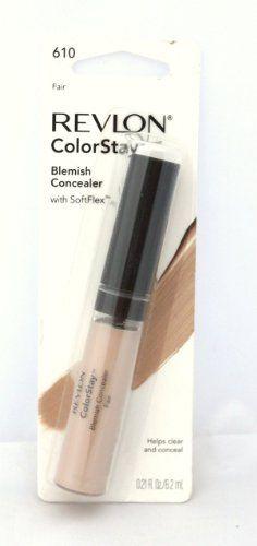 Revlon ColorStay Blemish Concealer 610 Fair 2 Pack -- Click image for more details.