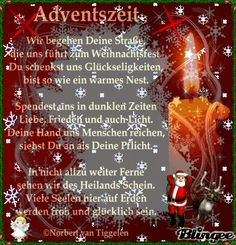 Advent gedicht whatsapp