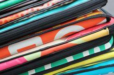 In allerlei kleuren en maten: geupcyclede tassen. Lifestyle, Butterfly Effect, Colors