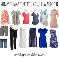 Paring down to the basics is frugal, and also makes life much simpler and sweeter! One mama shares her summer wardrobe essentials.