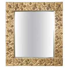 Aesthetic Movement Giltwood Mirror | From a unique collection of antique and modern wall mirrors at https://www.1stdibs.com/furniture/mirrors/wall-mirrors/