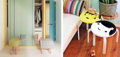 4 ideas para transformar el mobiliario infantil - http://www.decoora.com/4-ideas-para-transformar-el-mobiliario-infantil/