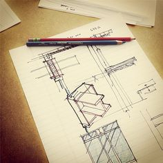 Quick guide to how and why Architects sketch — Bob Borson