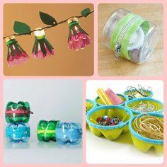 şişe dekorasyon, şişe geri dönüşüm, plastik şişe değerlendirme