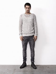 Mens Spring 2013 Lookbook | AllSaints #menswear www.eff-style.com