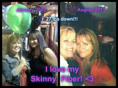 What are you waiting for? Order your Skinny Fiber today>>> www.SkinnyCredible.com