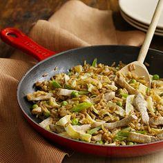 Easy Pork Fried Rice (via Parents.com)