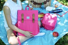From stylish diaper bags to silicone baby bottles, babies shop in style with Perry Mackin. Lunch Bags, Lunch Tote, School G, School Shopping, Stylish Kids, Mini Backpack, Kid Styles, Baby Bottles, School Fashion