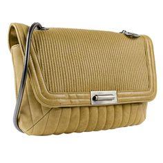 Lanvin Nude Leather Shoulder Bag