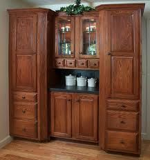 Built in hutch idea -just needs plate rack instead of small drawers