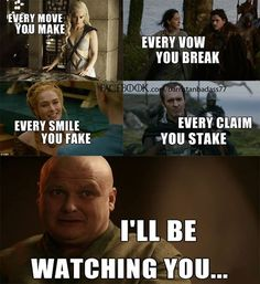 Game of Thrones - Every Breath You Take